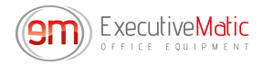 Executive Matic, Texas largest Refubrished office equipment store and company for copier and printer to large multifunction, mailing room equipment and classroom  supplies